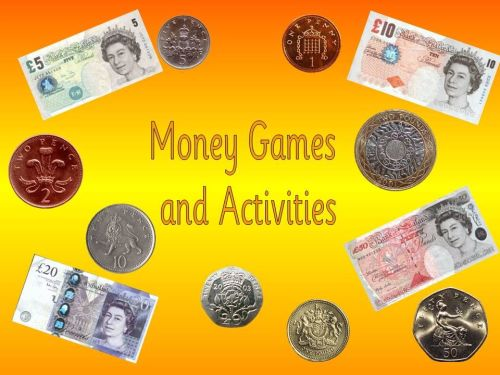 Money Games and Activities