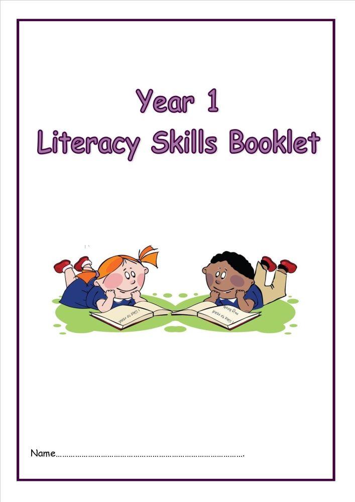 KS1 Reading Skills Booklet
