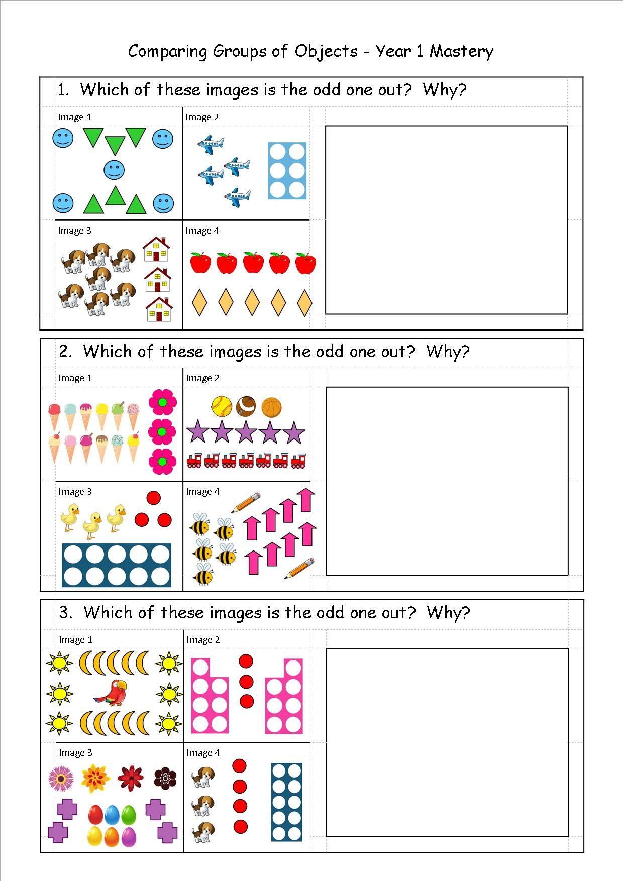 - EYFS, KS1, Year 1, SEN, Numeracy Teaching Resources, Reasoning And