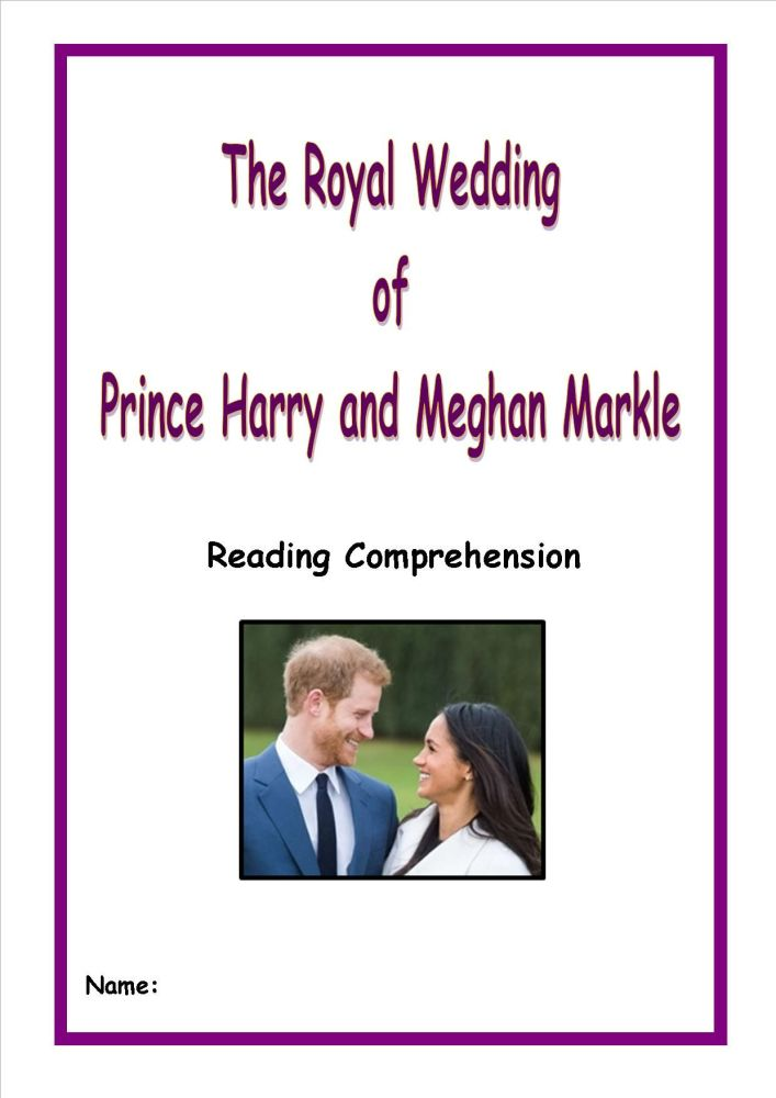 Prince Harry and Meghan - The Royal Wedding