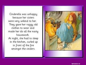 Eyfs Ks1 Sen Ipc Fairy Tales Cinderella Topic Resources