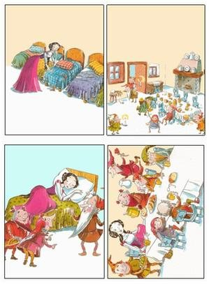 EYFS, KS1, SEN, IPC, Fairy Tales, Snow White , powerpoint, free