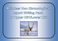 Year 2/3 Reindeer Non-chronological Report Writing Pack
