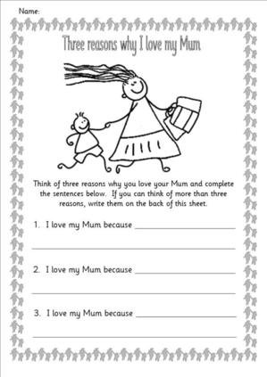 EYFS, KS1, KS2, SEN, IPC Mother's Day, festivals, teaching powerpoints