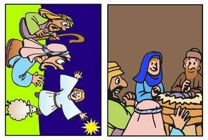 Nativity sequencing cards4