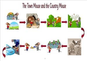 eyfs ks1 sen ipc storytelling the town mouse and the country mouse powerpoint. Black Bedroom Furniture Sets. Home Design Ideas