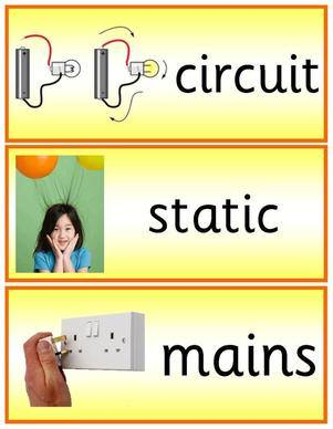 Electricity topic, science, forces EYFS, KS1,KS2, SEN, teaching ...