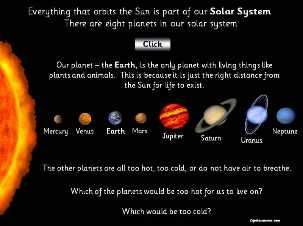 Solar System Animation For PowerPoint - Pics about space