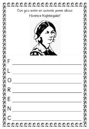florence nightingale resources worksheets image search results