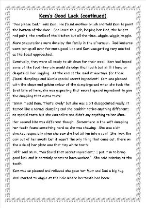 chinese new year first grade holiday worksheets chinese new year ...