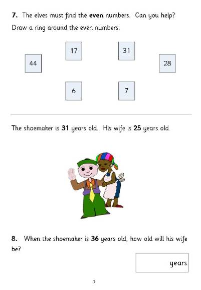 The Elves and the Shoemaker - Year 2 SATs pack - this package includes ...
