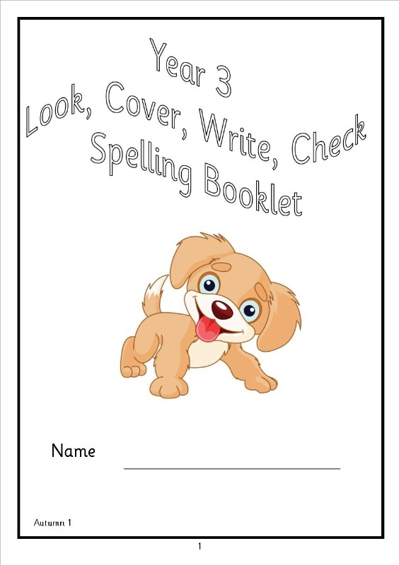 Year 3/4 Instant Display and spelling booklets based on the New ...