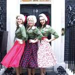 The Spinettes 10 Downing Street
