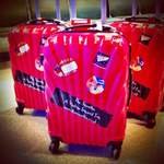 The Spinettes Cruising Luggage