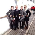 The Spinettes Cruising QM2 Captain