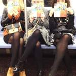 The Spinettes Cruising Subway