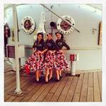 The Spinettes Beind The Scenes HMS Belfast 2