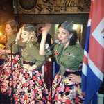 The Spinettes Performance Remembrance Sunday