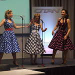 The Spinettes Performing Mercedes Launch 2