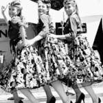 The Spinettes performing Vintage Fair 2