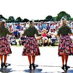 The Spinettes performing Vintage Fair 3