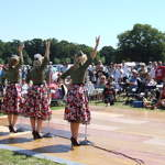 The Spinettes performing Vintage Fair 5