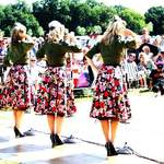 The Spinettes performing Vintage Fair 6