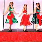 The Spinettes Perfroming Christmas