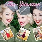 The Spinettes Photoshoot Postcard