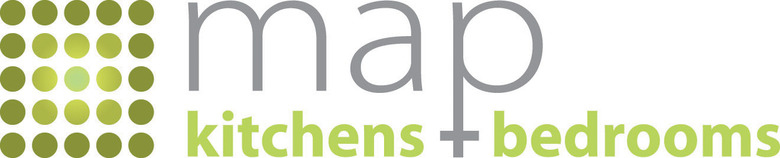 MAP Kitchens & Bedrooms, site logo.