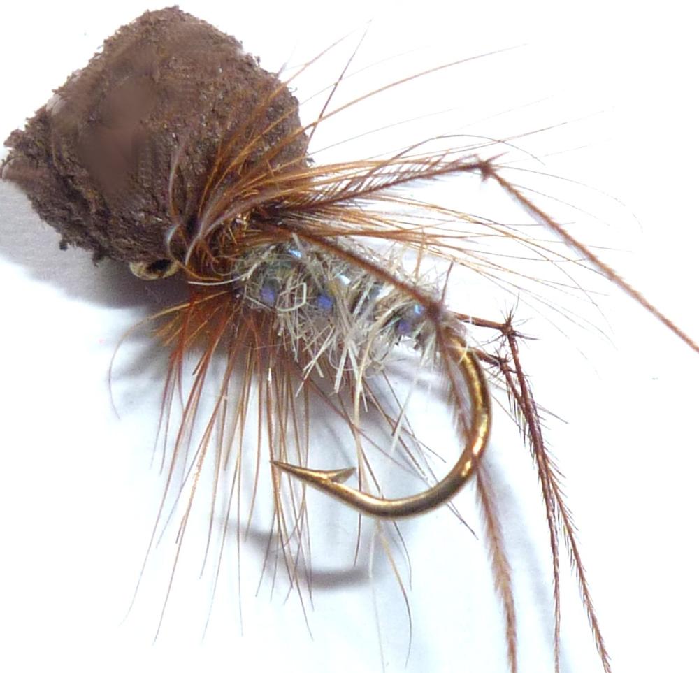 Hopper -Deer hair - Popper   [HOP26]