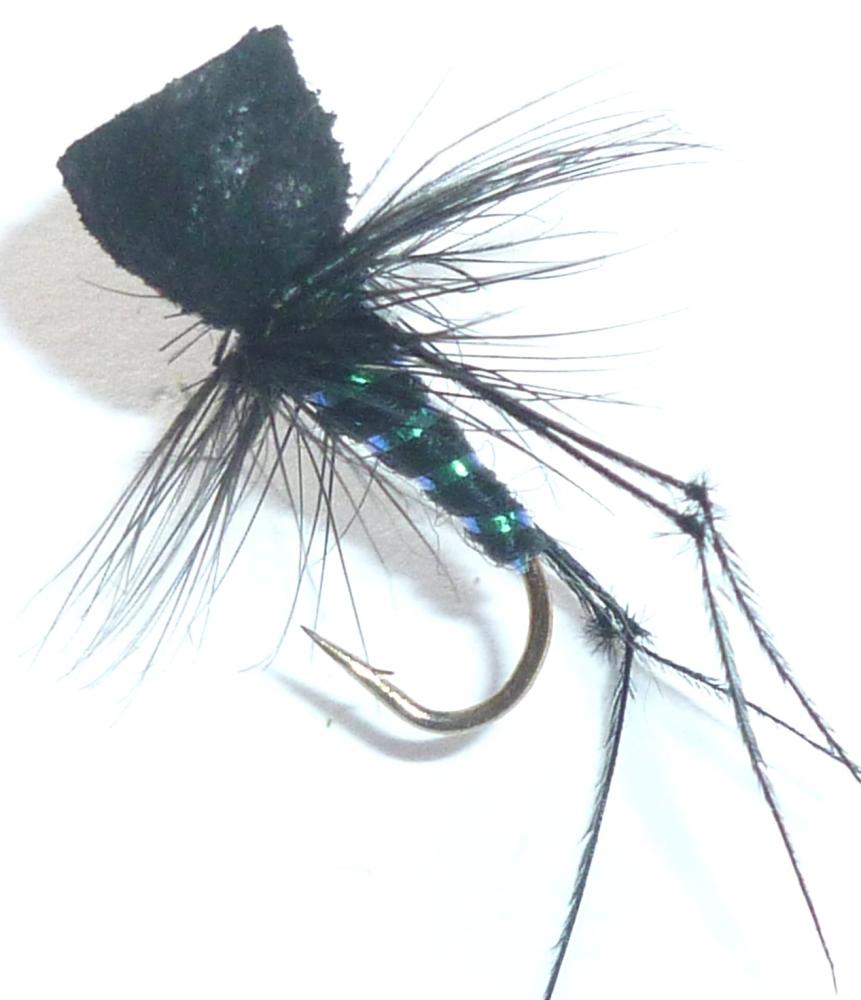 Hopper - Popper - Black   [HOP33]