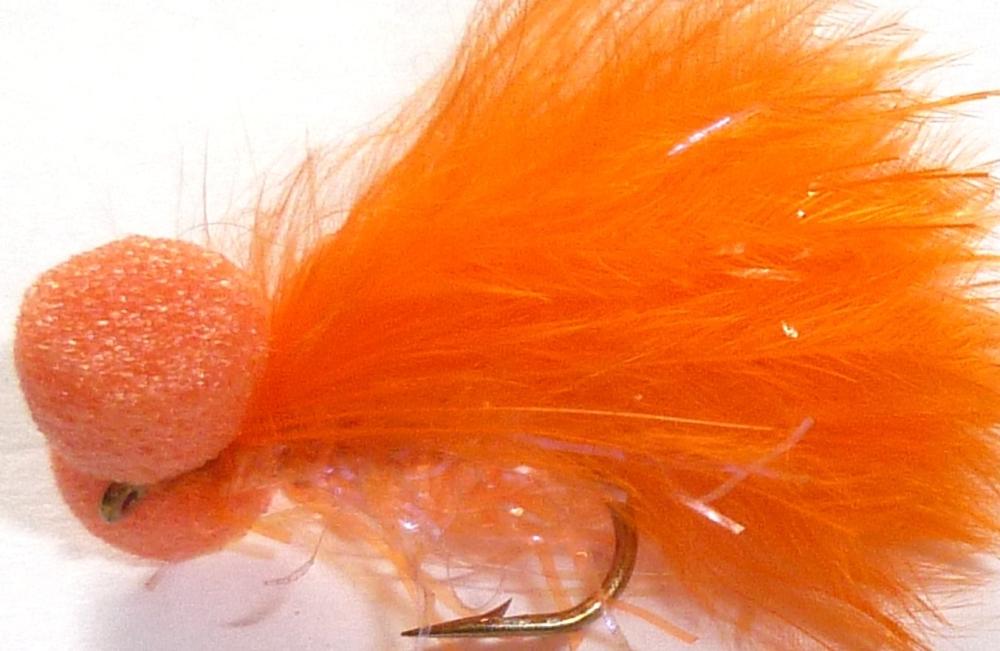 Booby- Orange uv # 12/ BB26