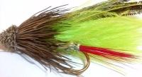 Muddler -Marabou Chartreuse   [MUD 12]