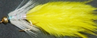 Dancer - Yellow tailed white hackle  [DAN 9]