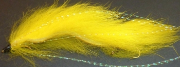 Snake fly Yellow  SF 5