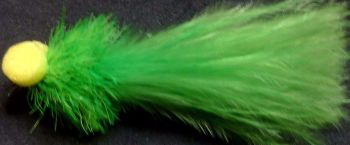Booby - Pea Green and Yellow /BB 37