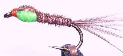 Pheasant tail-green thorax /N15