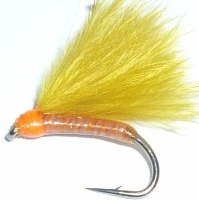 Cormorant/ Golden Olive / hot head orange / cor 17