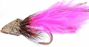 Muddler -Marabou Pink