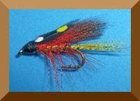 Dunkeld Palmered jc - wet  (W21)