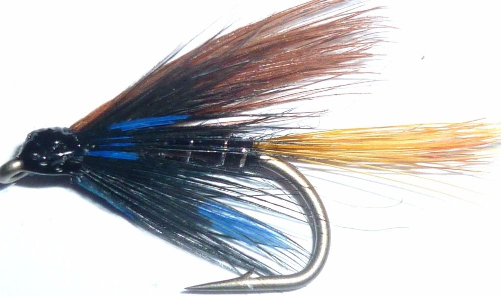 Connemara, Black, wet fly (W1 B)