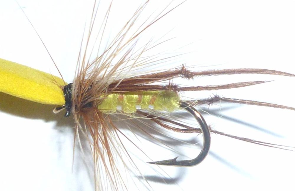 Hopper -Yellow - Sugar cube   [HOP 1 B]