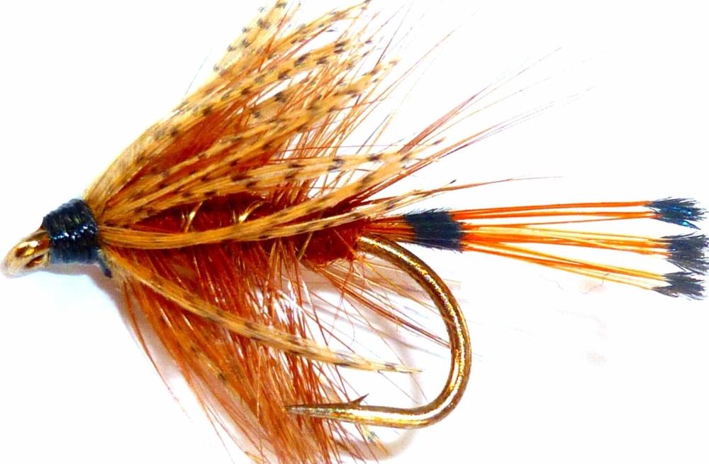 Irish Bumble - Firey Brown [IB 13]