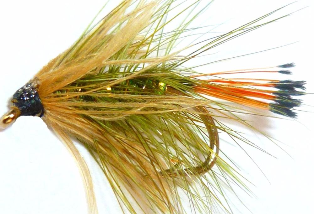 Irish Bumble - Sooty Olive Pearl [IB 14]