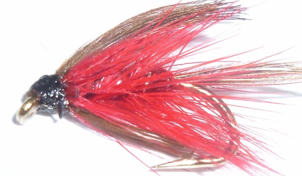 Dabbler,Red [DAB 5]