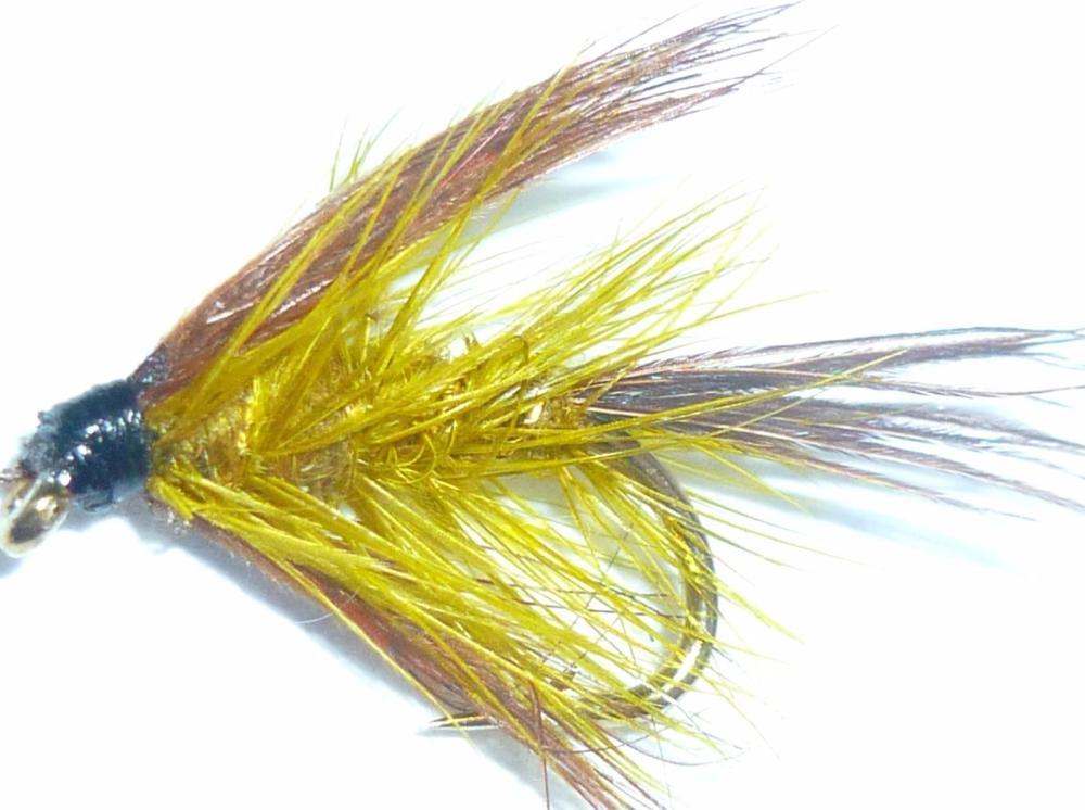 Dabbler,Golden Olive [DAB 7]