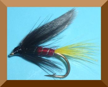 Watsons Fancy,wet fly  (W 31)
