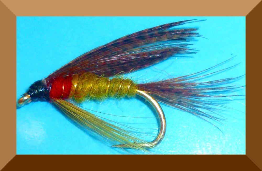 Cock Robin,wet fly  (W 33)