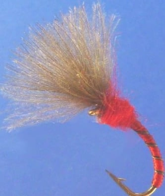 Buzzer / cdc shuttlecock /Red #16  /cd4